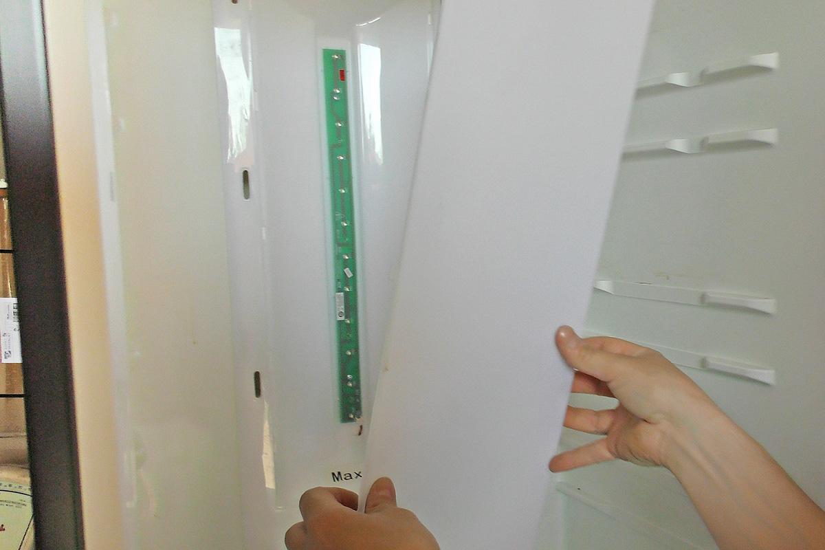 Kühlschrank Beleuchtung : Kühlschrank led beleuchtung wechseln anleitung diybook