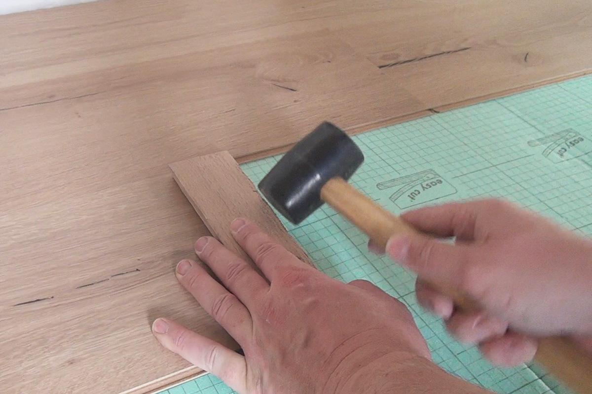 laminatboden verlegen klick laminat auf trockenestrich anleitung diybookch - Verlegen Von Laminat