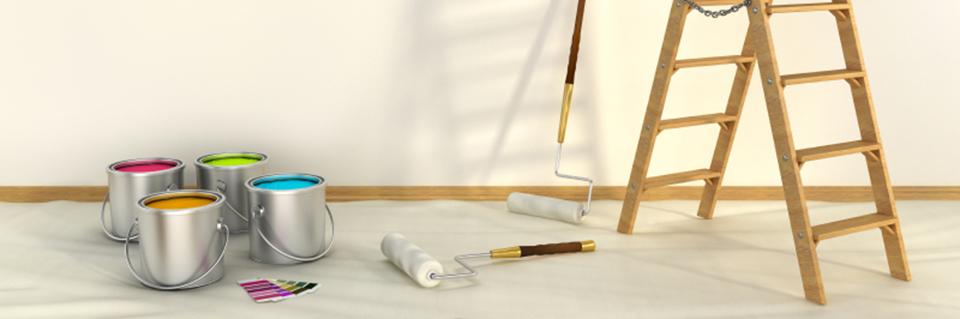 eine wand streichen 5 tipps zur vorbereitung anleitung tipps vom maler streichen. Black Bedroom Furniture Sets. Home Design Ideas