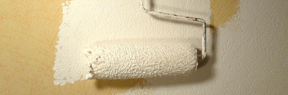 tapete berstreichen das ist zu beachten tipps anleitung vom maler streichen. Black Bedroom Furniture Sets. Home Design Ideas
