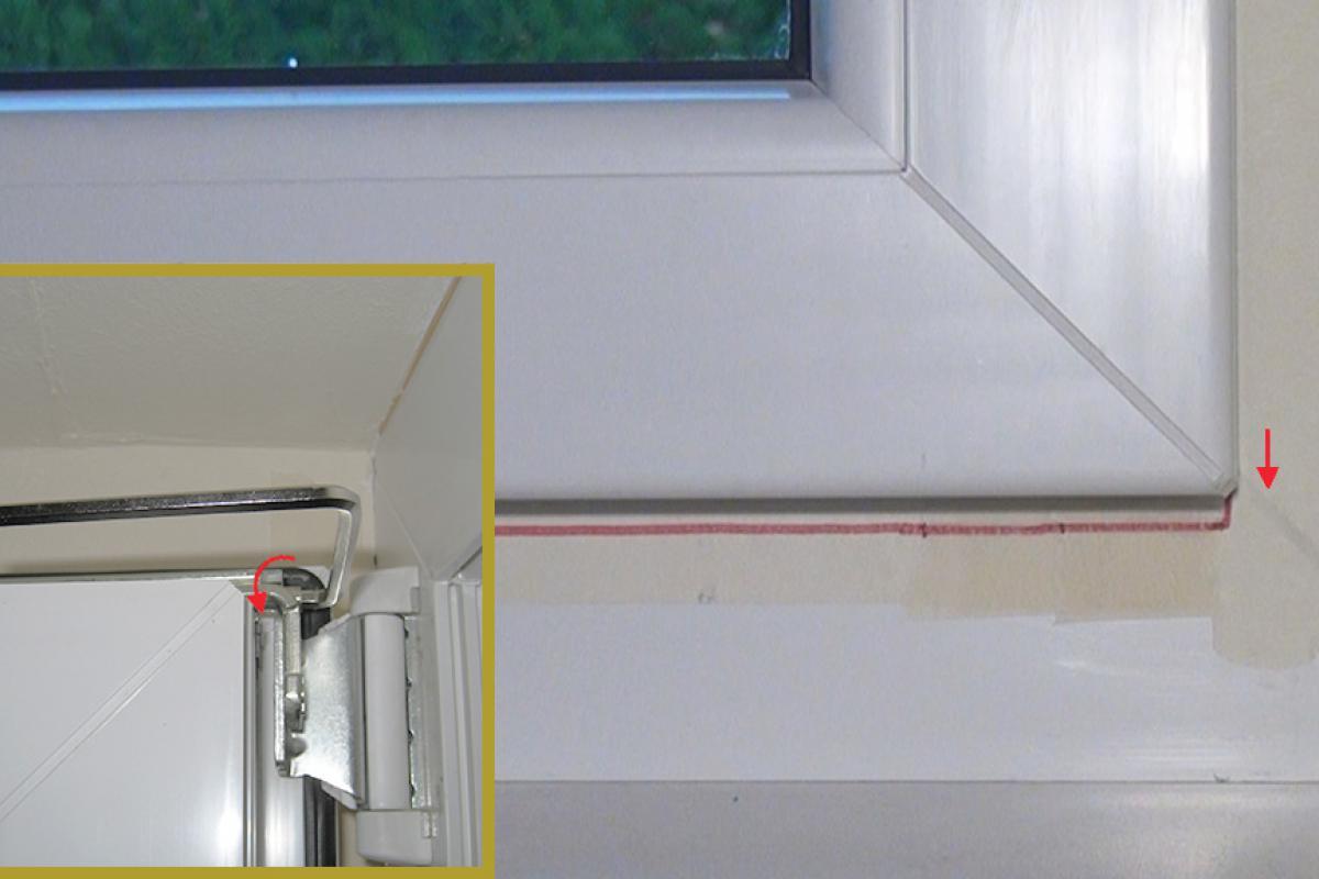 Turbo Fenster einstellen - Anleitung & Tipps @ diybook.ch RB87