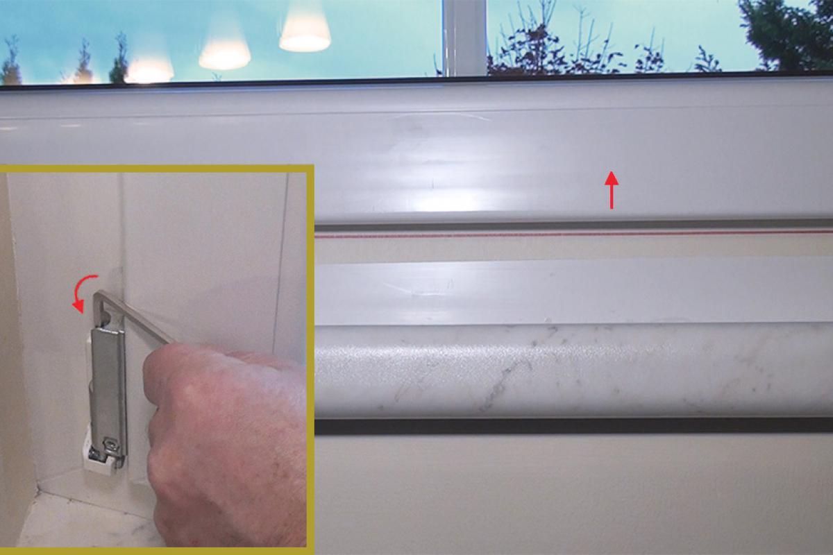 Berühmt Fenster einstellen - Anleitung & Tipps @ diybook.ch EU74
