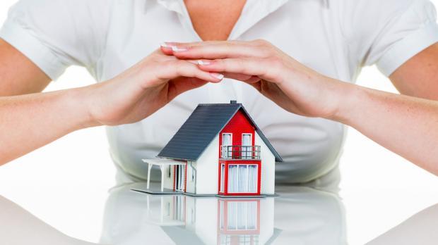 Das Haus gegen finanziellen Ausfall abschirmen