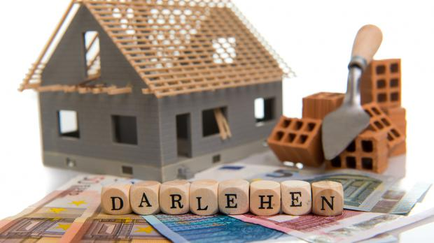 Darlehen zur Baufinanzierung