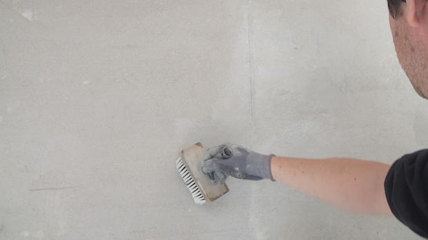 Innenwand verputzen feinputz auftragen anleitung - Wand verputzen anleitung ...