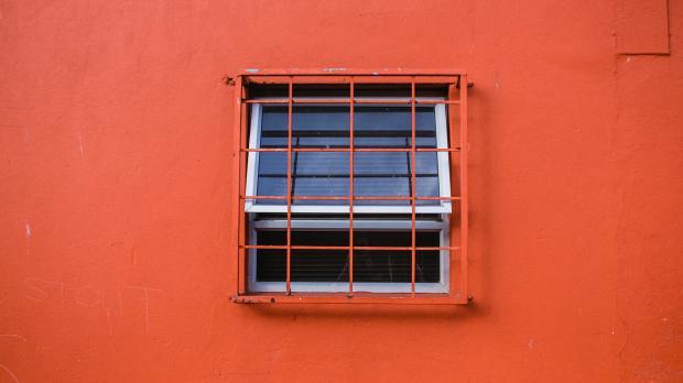 Kein Zutritt dank Fenstergitter