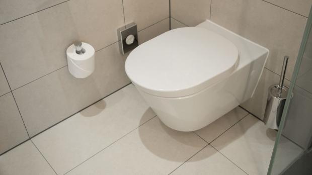 Lage Von WC Accessoires Rund Um Die Toilette