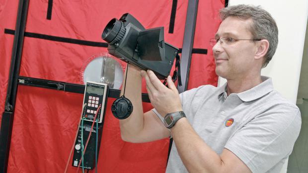 Ergänzend Wärmebildkamera einsetzen