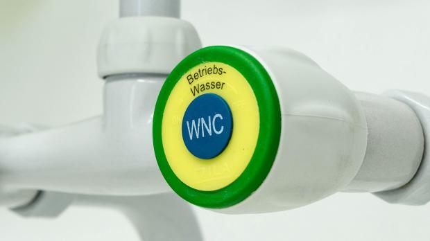 Zweiter Wasserkreislauf für Betriebswasser