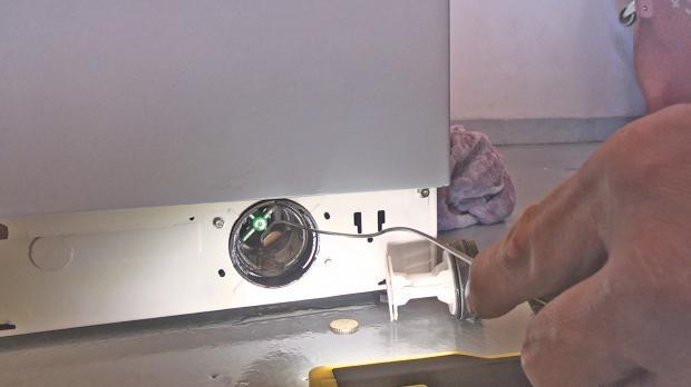 pumpe reinigen waschmaschine