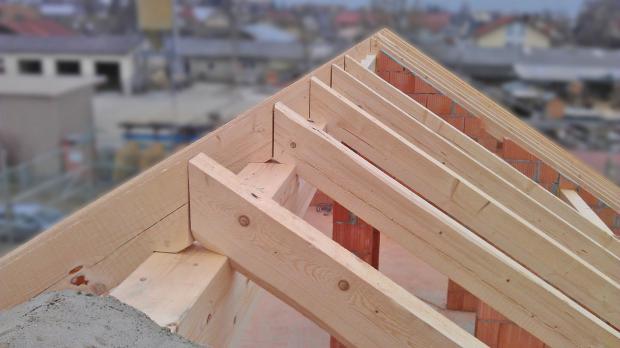 Neuen Dachstuhl genau anlegen