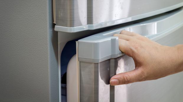 Schließt die Kühlschranktür richtig dicht?