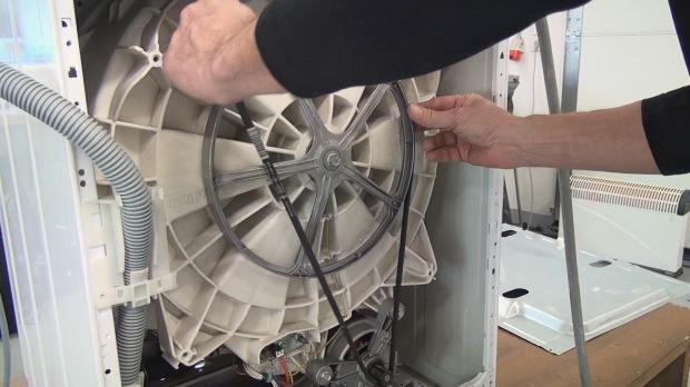 waschmaschine dreht sich nicht mehr