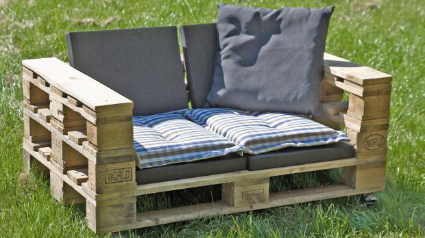 Paletten Couch Selber Bauen. Amazing Paletten Couch Selber Bauen ...