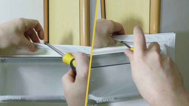 Smeg Kühlschrank Dichtung Austauschen : Electrolux kühlschrank türdichtung wechseln türdichtung für