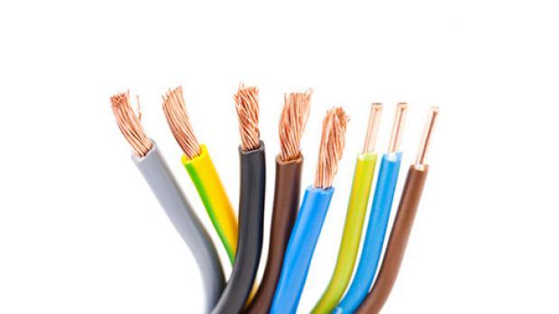 Stromkabel - Farben