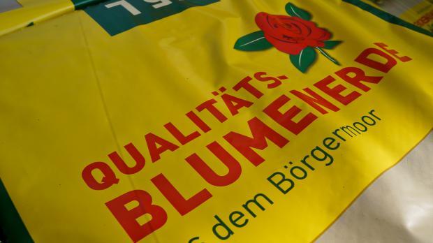 Blumenerde für die Kübelkultur