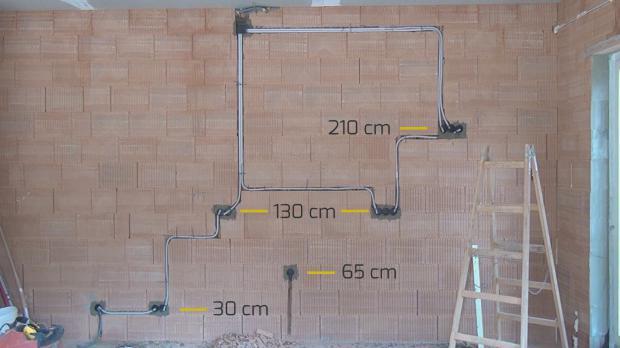Badezimmer E-Installation - richardkelsey.co