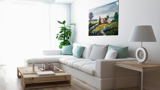 Sofabezug wechseln