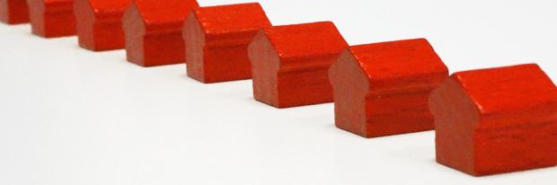 Finanzierungsplan aufstellen - Hausreihe