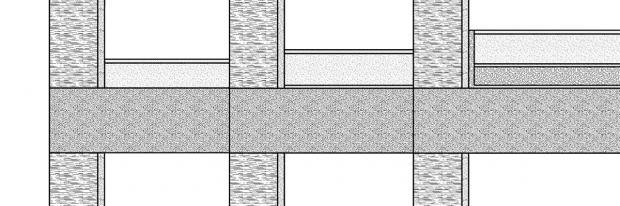 Estrichkonstruktion Verlegearten Von Estrich Ratgeber Diybookch - Platten verlegearten