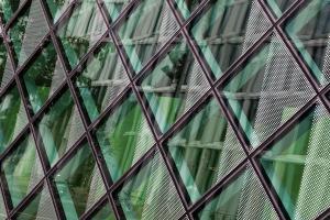 Mehr als nur Fenster: Der Baustoff Glas
