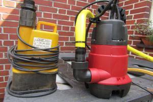 Die bessere Gartenpumpe? – Schmutzwasserpumpe im Test