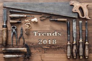 Heimwerken 2018: Die wichtigsten Trends für Sommer und Herbst