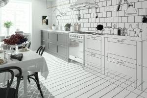 Das Mehr an Komfort: Küche ergonomisch planen