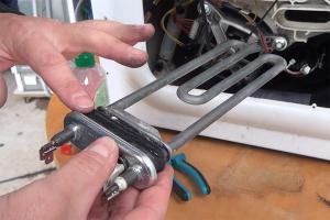 5 Tipps, um bei einer Waschmaschine den Heizstab zu wechseln