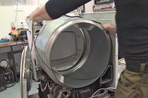 Whirlpool-Trockner dreht sich nicht mehr - Teil 2