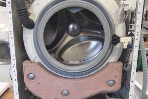 Bauknecht-Waschmaschine: Türschloss wechseln