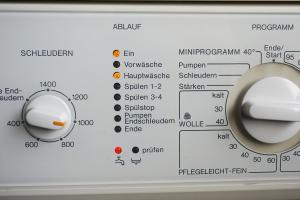Waschmaschine zieht kein Wasser: 7 mögliche Ursachen