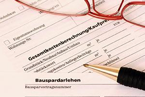 Die Baufinanzierung mit Bausparvertrag in Deutschland
