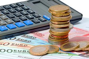 Haushaltsrechnung erstellen - Finanzen bemessen