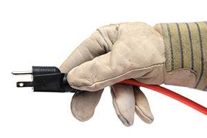 Sicheres Arbeiten an elektrischen Anlagen und Leitungen