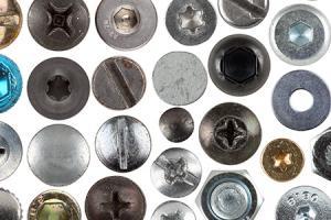 Schraubenarten - Alle Schraubenkopfprofile im Überblick