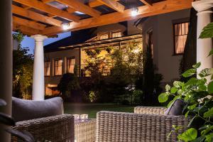 Gartengestaltung - auf die Beleuchtung kommt es an