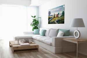 Wohnzimmer: Ideen zur Auffrischung
