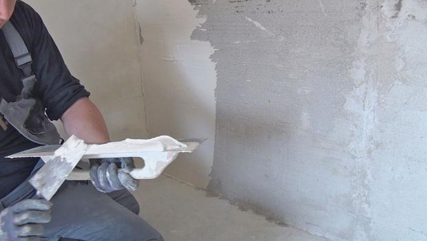 Super Wände sanieren: Spachteln, putzen oder abziehen? in Ratgeber IK07