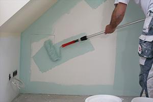 24 Spanplatten Streichen Wandfarbe
