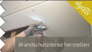 Embedded thumbnail for Brandschutz: F90-Decke herstellen