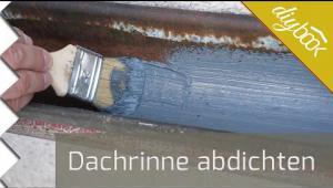 Embedded thumbnail for Dachrinne abdichten