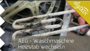 Embedded thumbnail for AEG Waschmaschine - Heizstab wechseln