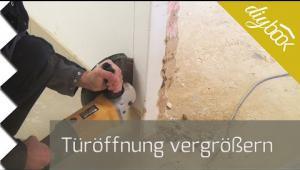 Embedded thumbnail for Türöffnung vergrößern