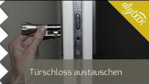 Embedded thumbnail for Türschloss austauschen