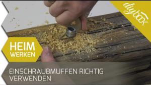 Embedded thumbnail for Einschraubmuffen richtig verwenden
