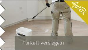 Embedded thumbnail for Parkett versiegeln