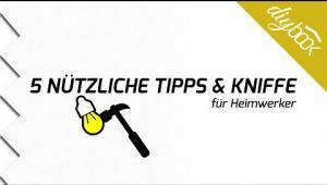 Embedded thumbnail for Schlau gelöst: Mehr Tipps und Kniffe für Heimwerker