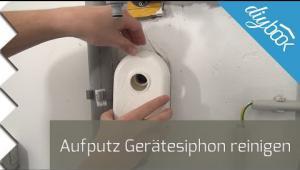 Embedded thumbnail for Gerätesiphon reinigen